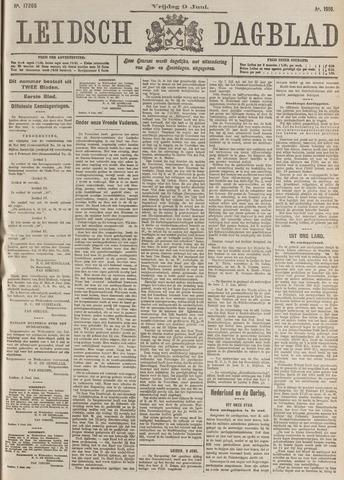 Leidsch Dagblad 1916-06-09