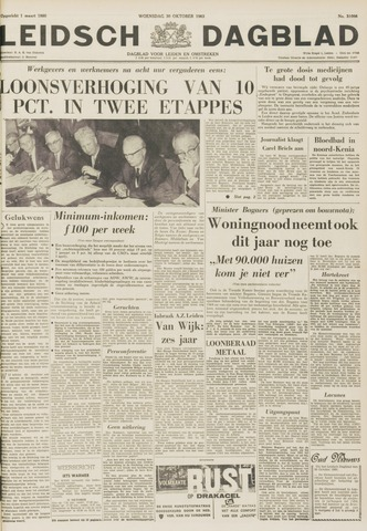 Leidsch Dagblad 1963-10-30
