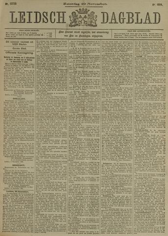 Leidsch Dagblad 1904-11-19