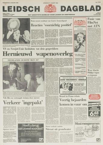 Leidsch Dagblad 1985-01-09