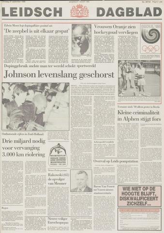 Leidsch Dagblad 1988-09-27