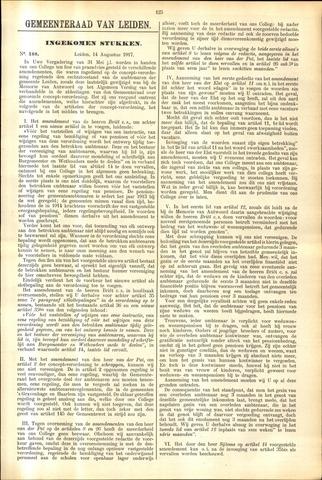 Handelingen van de Raad 1917-08-14
