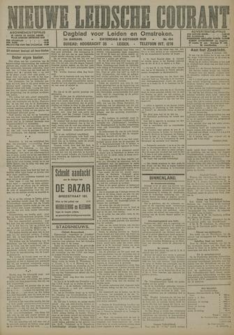 Nieuwe Leidsche Courant 1921-10-08
