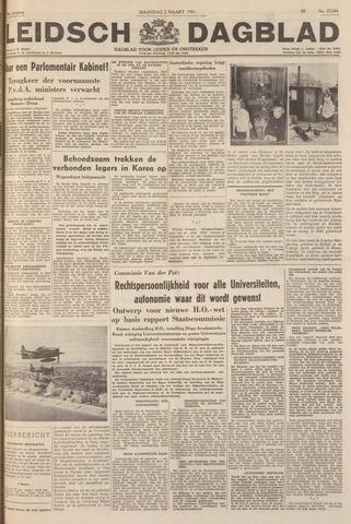 Leidsch Dagblad 1951-03-05