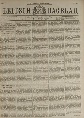 Leidsch Dagblad 1896-08-21