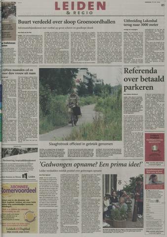 Leidsch Dagblad 2004-06-16
