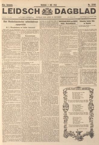 Leidsch Dagblad 1942-05-01