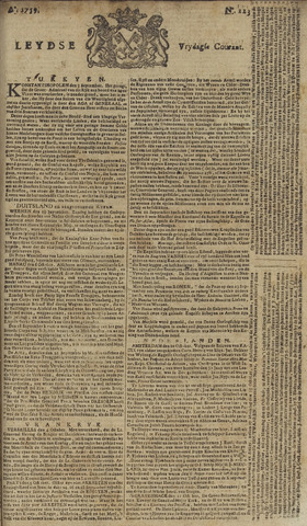 Leydse Courant 1759-10-12
