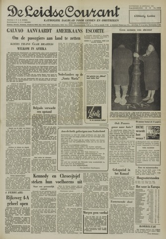 Leidse Courant 1961-01-28