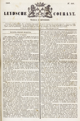 Leydse Courant 1869-09-17