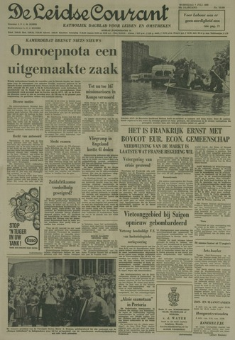 Leidse Courant 1965-07-07