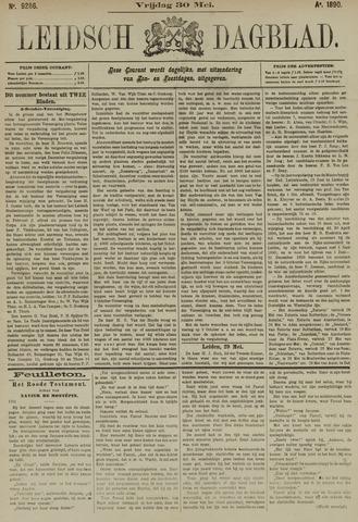Leidsch Dagblad 1890-05-30