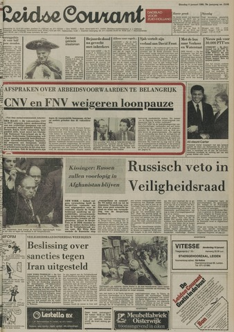 Leidse Courant 1980-01-08