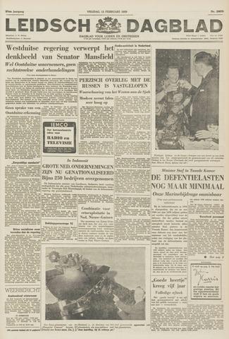 Leidsch Dagblad 1959-02-13