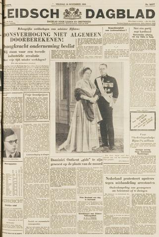 Leidsch Dagblad 1954-11-19