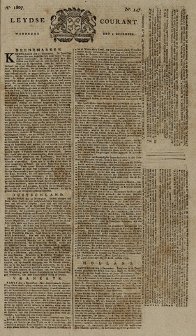 Leydse Courant 1807-12-09