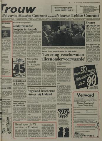 Nieuwe Leidsche Courant 1975-11-19