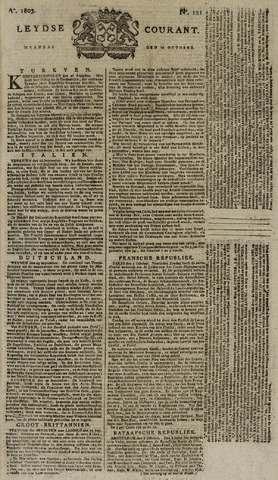 Leydse Courant 1803-10-10
