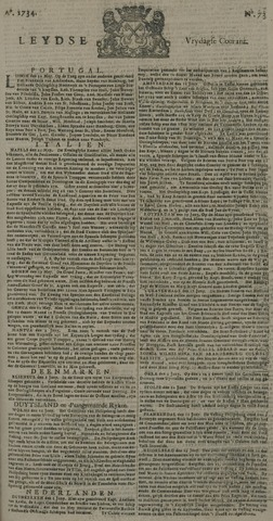 Leydse Courant 1734-06-18