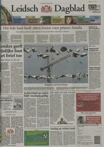 Leidsch Dagblad 2004-07-20