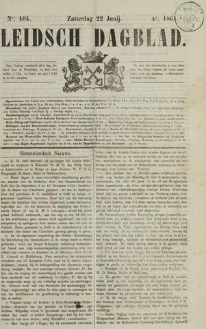 Leidsch Dagblad 1861-06-22