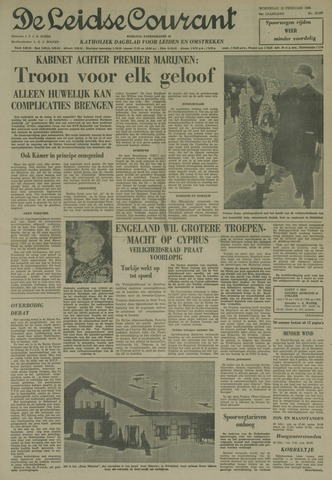 Leidse Courant 1964-02-19