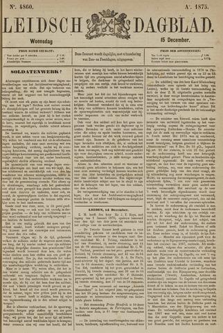 Leidsch Dagblad 1875-12-15
