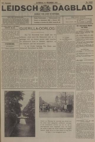 Leidsch Dagblad 1935-12-21