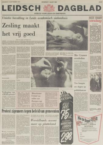 Leidsch Dagblad 1977-09-19