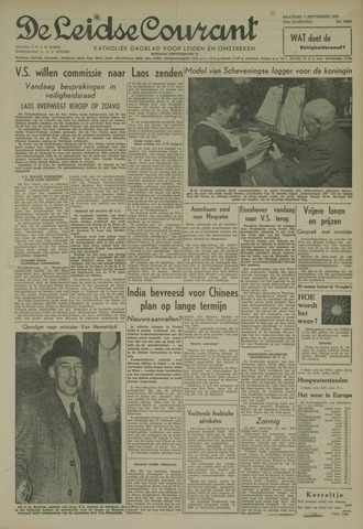 Leidse Courant 1959-09-07
