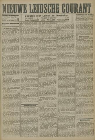 Nieuwe Leidsche Courant 1923-07-20
