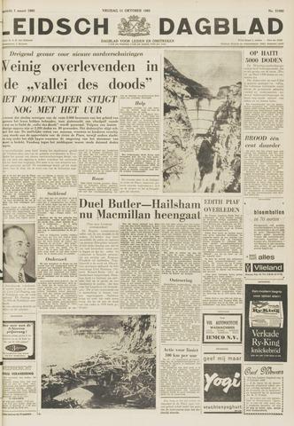 Leidsch Dagblad 1963-10-11