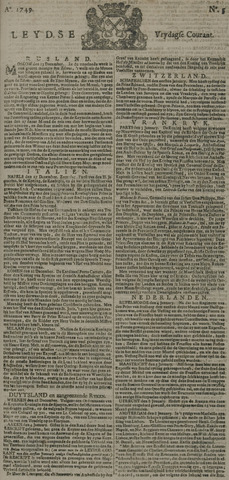 Leydse Courant 1749-01-10