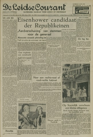 Leidse Courant 1952-07-12