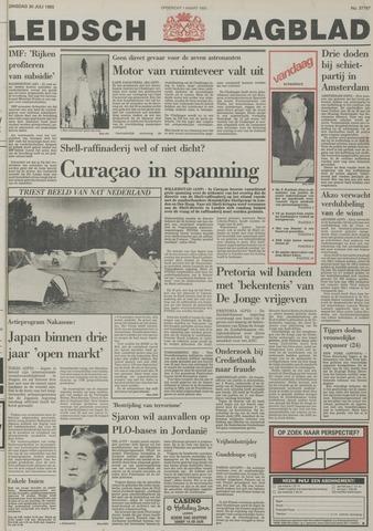 Leidsch Dagblad 1985-07-30