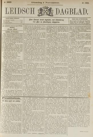 Leidsch Dagblad 1892-11-01