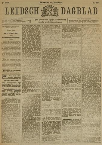 Leidsch Dagblad 1904-10-04