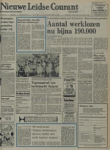 Nieuwe Leidsche Courant 1975-01-09