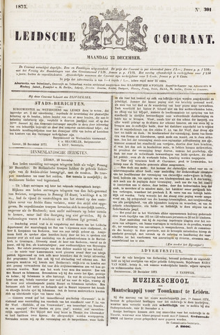 Leydse Courant 1873-12-22