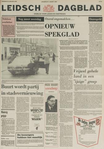 Leidsch Dagblad 1979-01-23