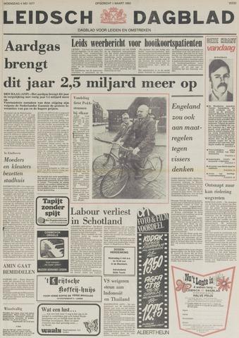 Leidsch Dagblad 1977-05-04