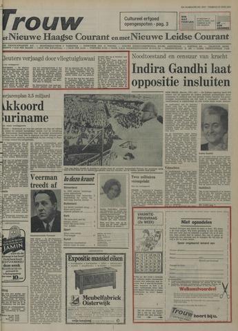 Nieuwe Leidsche Courant 1975-06-27