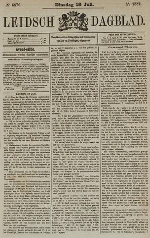 Leidsch Dagblad 1882-07-18