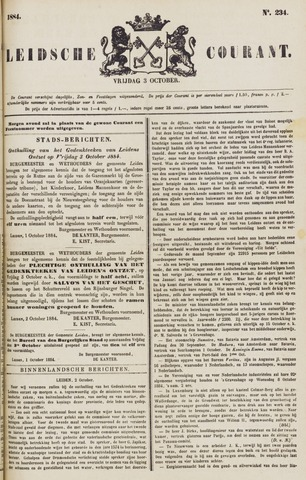Leydse Courant 1884-10-03