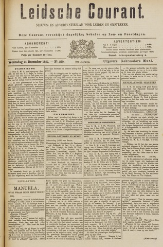 Leydse Courant 1887-12-21