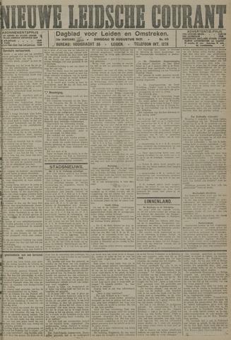 Nieuwe Leidsche Courant 1921-08-16
