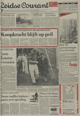 Leidse Courant 1985-07-13