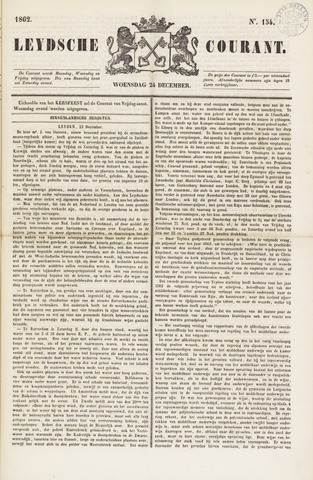 Leydse Courant 1862-12-24