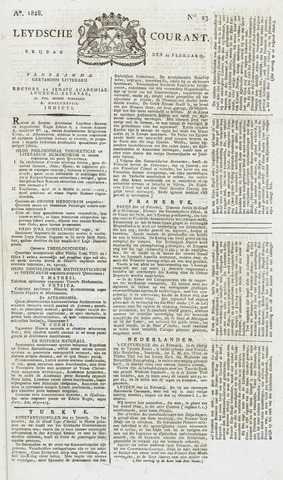 Leydse Courant 1828-02-22
