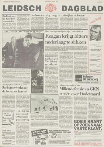 Leidsch Dagblad 1988-02-04